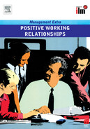 Cover of Positive Working Relationships Revised Edition