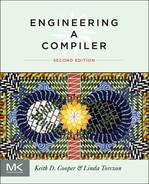 Cover of Engineering a Compiler