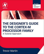 Cover of The Designer's Guide to the  Cortex-M Processor Family