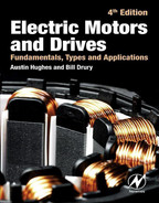 Cover of Electric Motors and Drives, 4th Edition