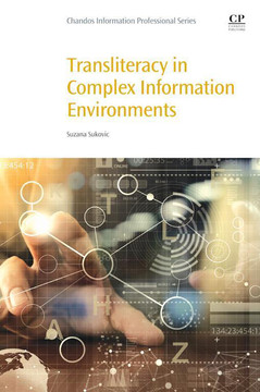 Transliteracy in Complex Information Environments