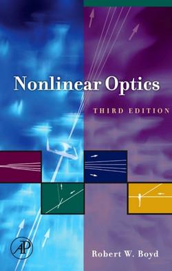Nonlinear Optics, 3rd Edition