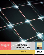 Cover of Network Processors