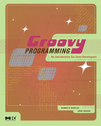 Cover of Groovy Programming