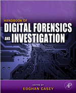 Cover of Handbook of Digital Forensics and Investigation