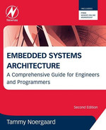 Cover of Embedded Systems Architecture
