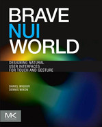 Cover of Brave NUI World