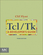Cover of Tcl/Tk, 3rd Edition