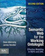 Cover of Semantic Web for the Working Ontologist, 2nd Edition