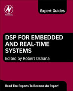 Cover of DSP for Embedded and Real-Time Systems