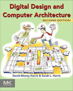 Cover of Digital Design and Computer Architecture, 2nd Edition