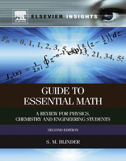 Guide to Essential Math, 2nd Edition