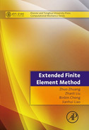 Cover of Extended Finite Element Method
