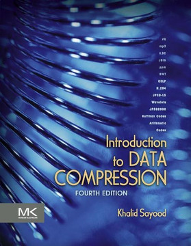 Introduction to Data Compression, 4th Edition
