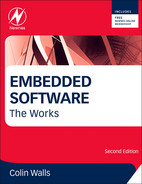 Cover of Embedded Software