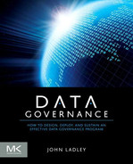 Cover of Data Governance