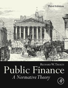 Public Finance, 3rd Edition