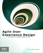Cover of Agile User Experience Design