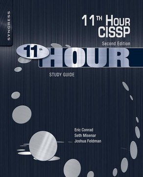 Eleventh Hour CISSP, 2nd Edition