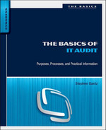 Cover of The Basics of IT Audit