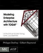 Cover of Modeling Enterprise Architecture with TOGAF