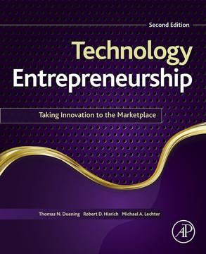 Technology Entrepreneurship, 2nd Edition