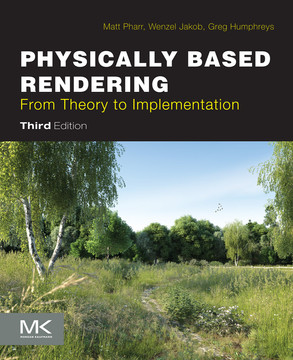 Physically Based Rendering, 3rd Edition