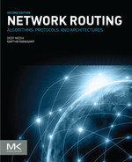 Cover of Network Routing, 2nd Edition