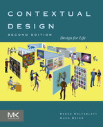 Cover of Contextual Design, 2nd Edition
