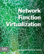 Cover of Network Function Virtualization