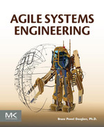 Cover of Agile Systems Engineering