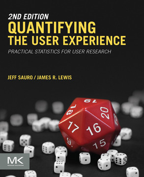 Quantifying the User Experience, 2nd Edition