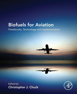 Cover of Biofuels for Aviation