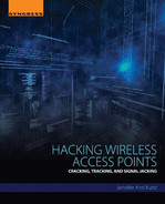 Cover of Hacking Wireless Access Points