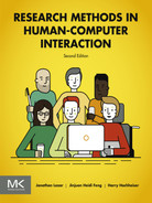 Cover of Research Methods in Human-Computer Interaction, 2nd Edition