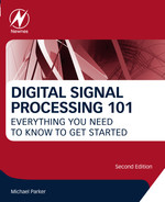 Cover of Digital Signal Processing 101, 2nd Edition