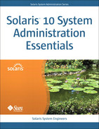 Cover of Solaris™ 10 System Administration Essentials