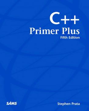 C++ Primer Plus, Fifth Edition