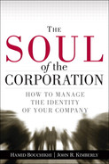 Cover of The Soul of the Corporation: How to Manage the Identity of Your Company