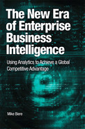 Cover of The New Era of Enterprise Business Intelligence: Using Analytics to Achieve a Global Competitive Advantage