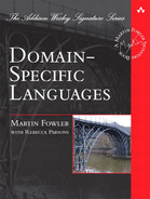 Cover Image: Domain-Specific Languages, by Martin Fowler with Rebecca Parsons