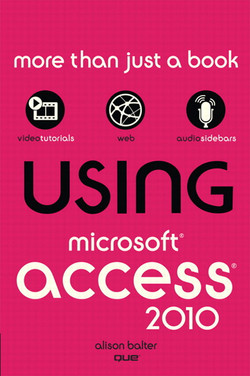 Using Microsoft® Access® 2010
