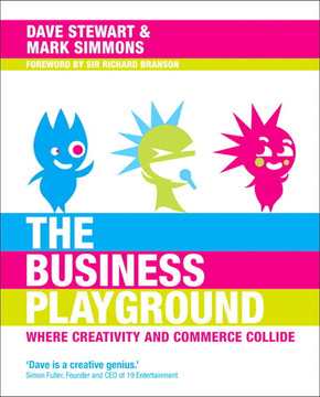The Business Playground: Where Creativity and Commerce Collide