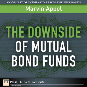 The Down Side of Mutual Bond Funds