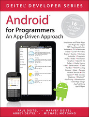 Android™ for Programmers: An App-Driven Approach, Video Enhanced Edition