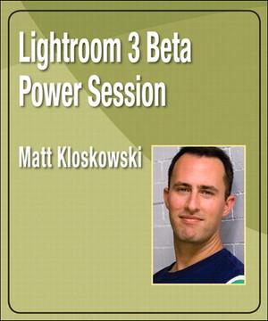 Lightroom 3 Beta Power Session