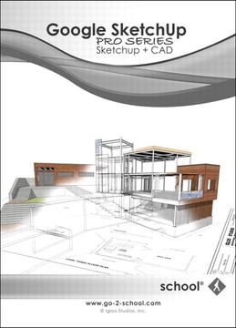 Google SketchUp Pro Series: SketchUp + CAD, Streaming Video