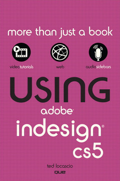 Using Adobe InDesign CS5