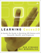 Cover of Learning Cocos2D: A Hands-On Guide to Building iOS Games with Cocos2D, Box2D, and Chipmunk