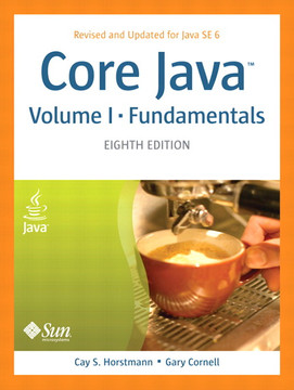 Core Java™, Volume I–Fundamentals, Eighth Edition
